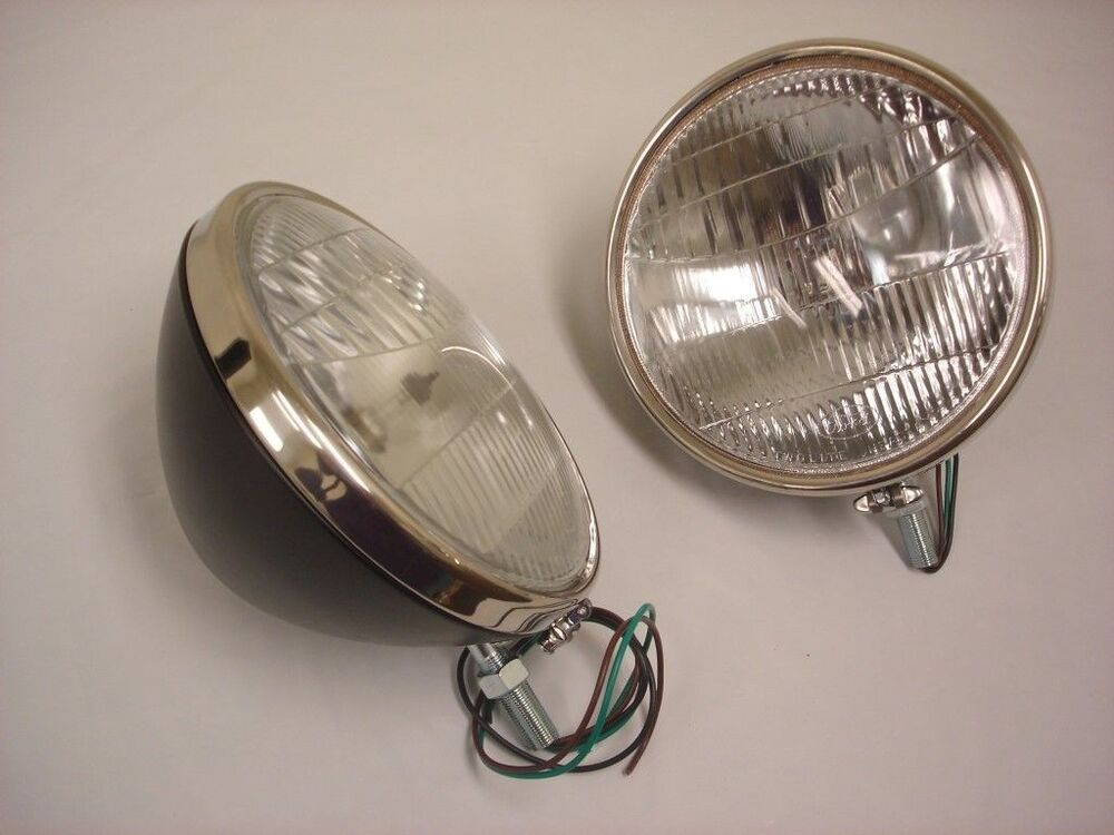 1933 Ford Headlights : Ford commercial car pickup truck headlights