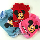 Dog&Cat Clothes Shirts Minnie Printing Tops_A318