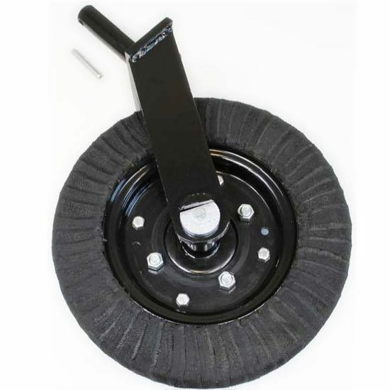 14 5 Quot Eco Tail Wheel For Finish Mower Rotary Cutter With