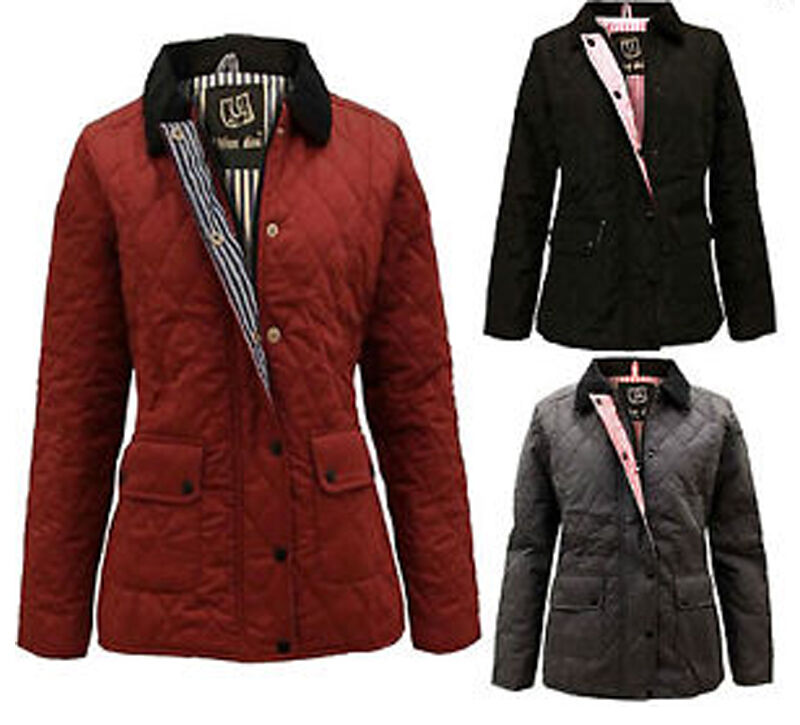 Quilted Jackets Bigsize Woman 61