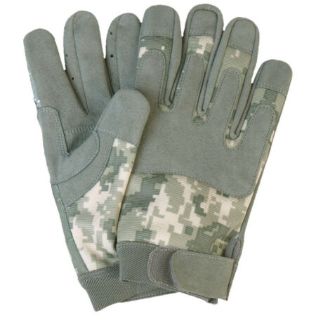 img-MILITARY TACTICAL ARMY GLOVES CLARINO AIRSOFT SHOOTING US ACU DIGITAL CAMO S-XXL