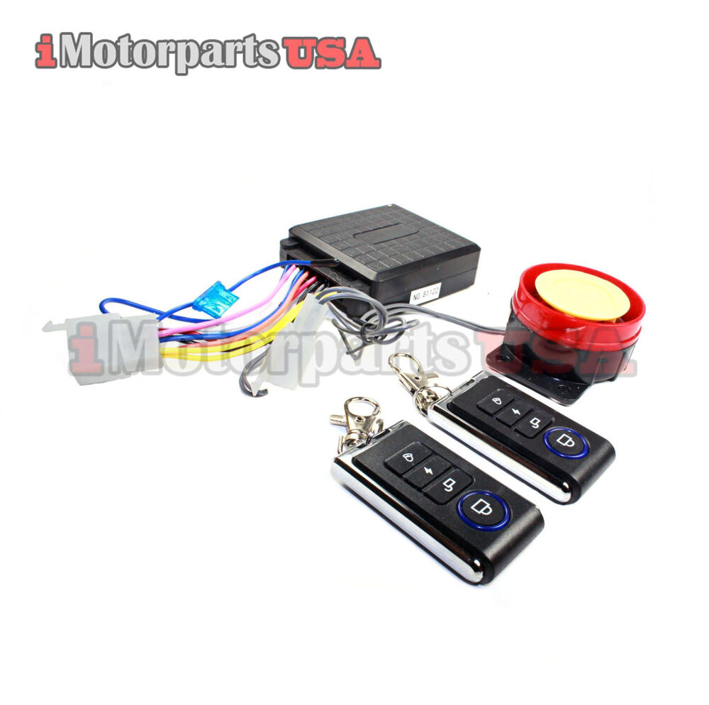 dual remote control start kill switch for chinese taotao ... kill remote control atv wiring #1