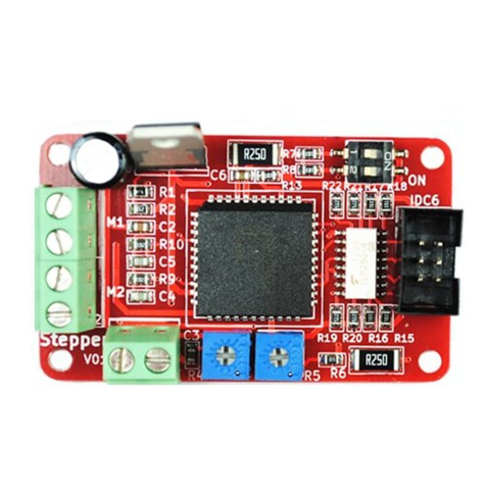New Version Stepper Motor Driver Shield V1 0 Arduino