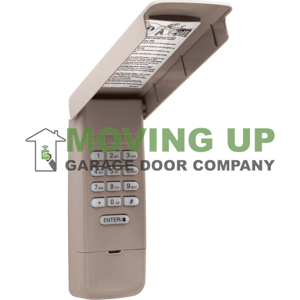 Chamberlain 940ev Keyless Entry Garage Door Opener Keypad
