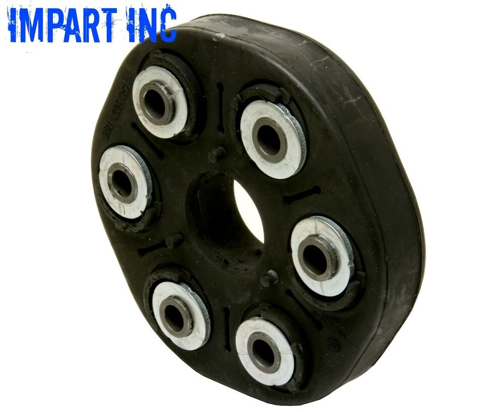 Bmw Drive Shaft Coupling Flex Disc Rubber Mount Gibo