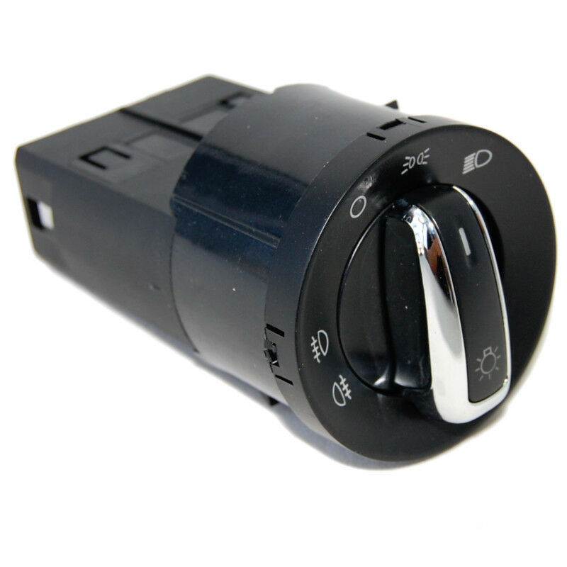 Hqrp master headlight switch for vw volkswagen polo 9n for 2000 vw beetle window switch