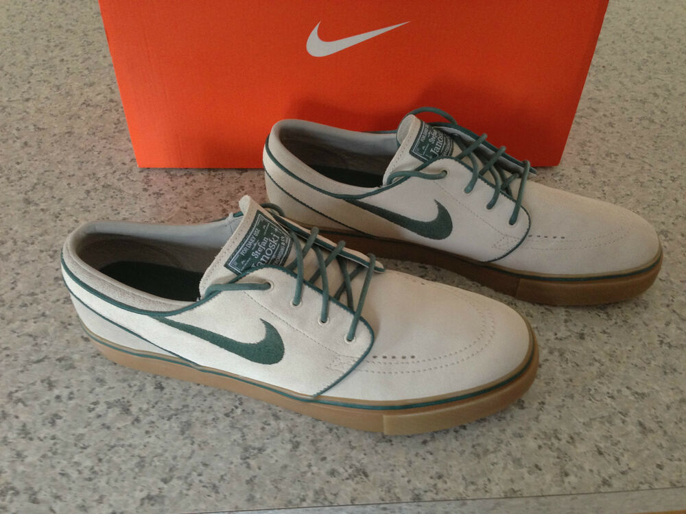 Details about Nike Zoom Stefan Janoski Size 12 Birch Noble Green BONSAI 420  DS 333824 230 df9d74c2b