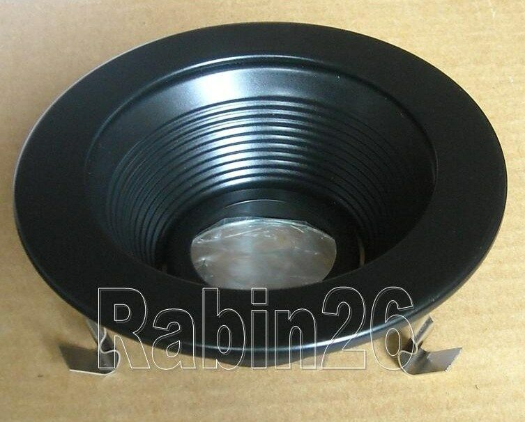 Low Voltage Recessed Lighting Vs Led : Quot inch recessed can light step trim low voltage v mr