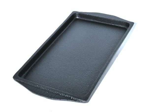 Cast Iron Baking Tray Cast Iron Cookware Cooking Tray Oven