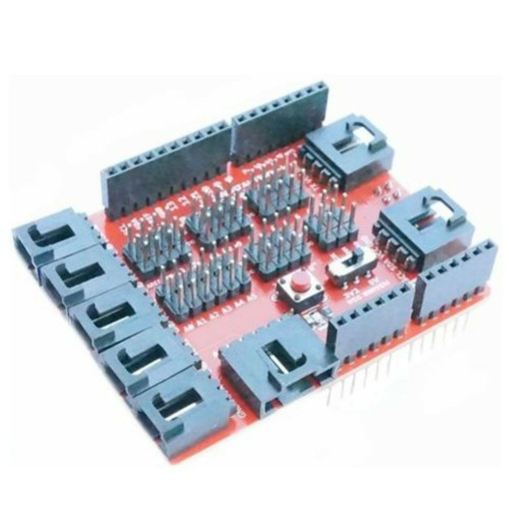 Newest multifunctional sensor shield module v arduino