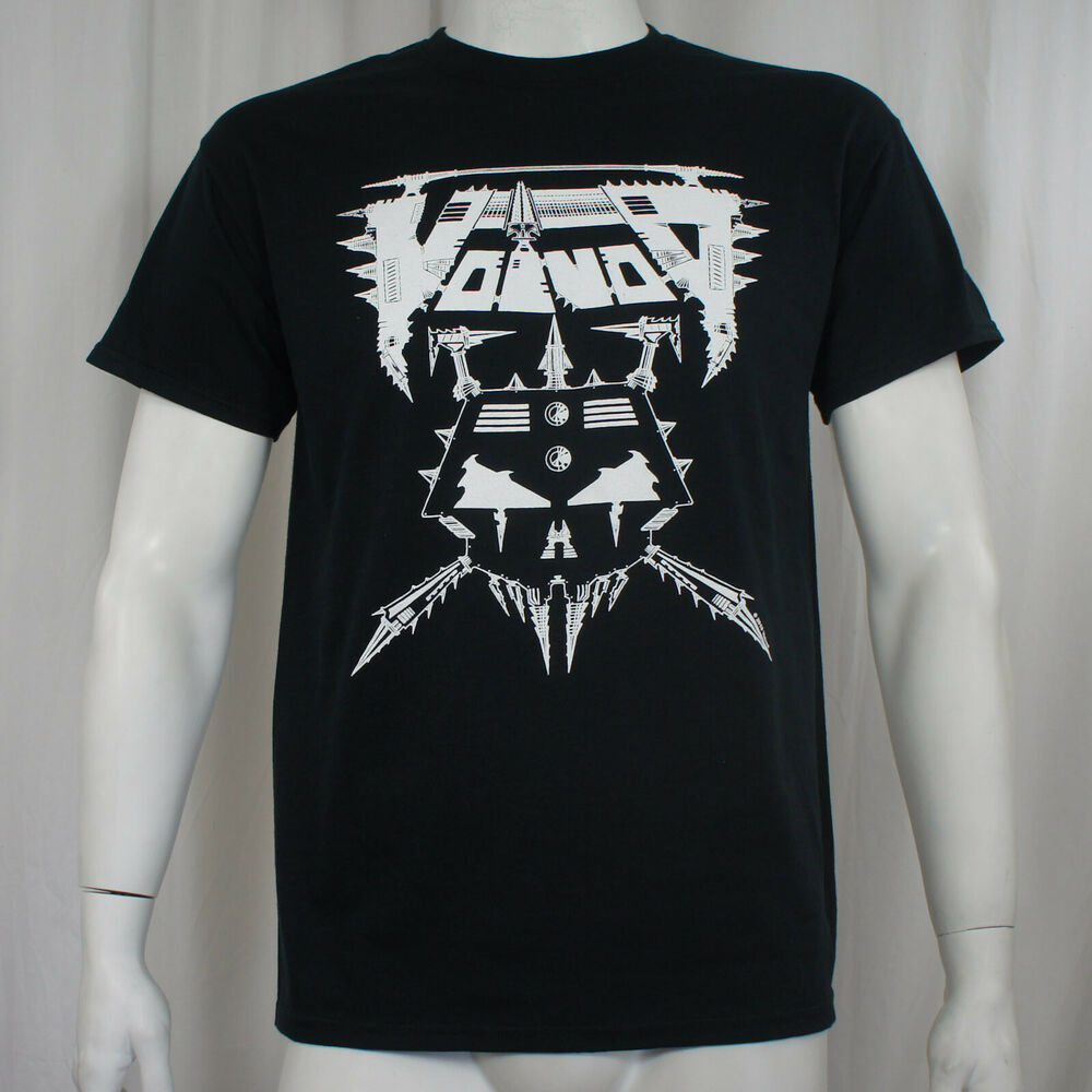 authentic voivod band korgul t shirt s m l xl xxl official new ebay. Black Bedroom Furniture Sets. Home Design Ideas