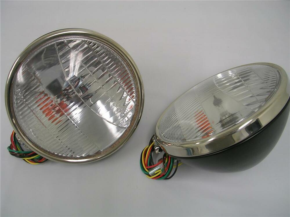 1932 Ford Headlights : Ford commercial headlights