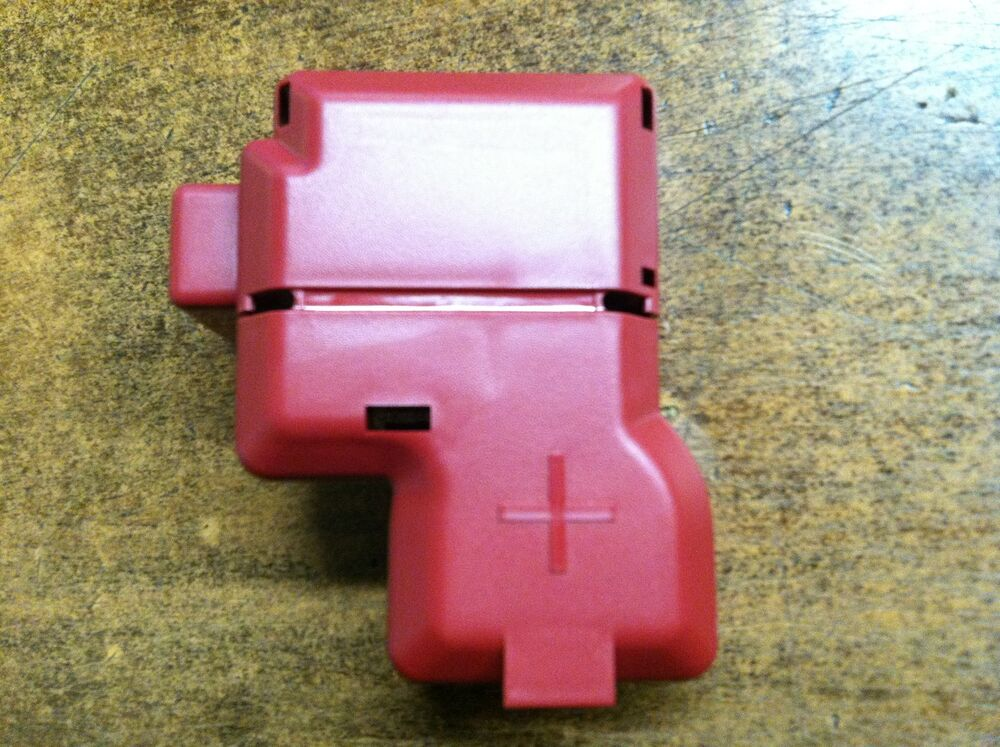 Nissan Top Post Battery Terminal Protector Flip Up Cover