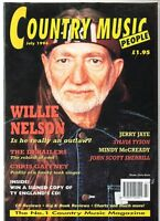 Country Music People Magazine - July 1996