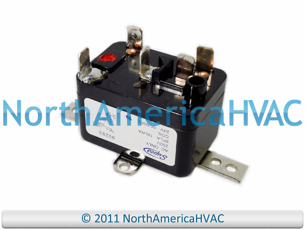 freightliner hvac blower motor wiring york coleman luxaire furnace blower fan relay control 3110 ... york hvac blower relay wiring #8
