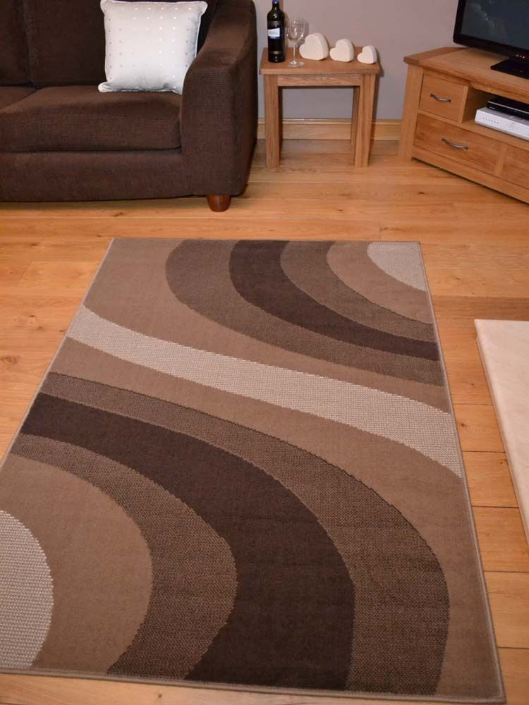 New light dark beige brown small extra large big size for Rugs for dark floors