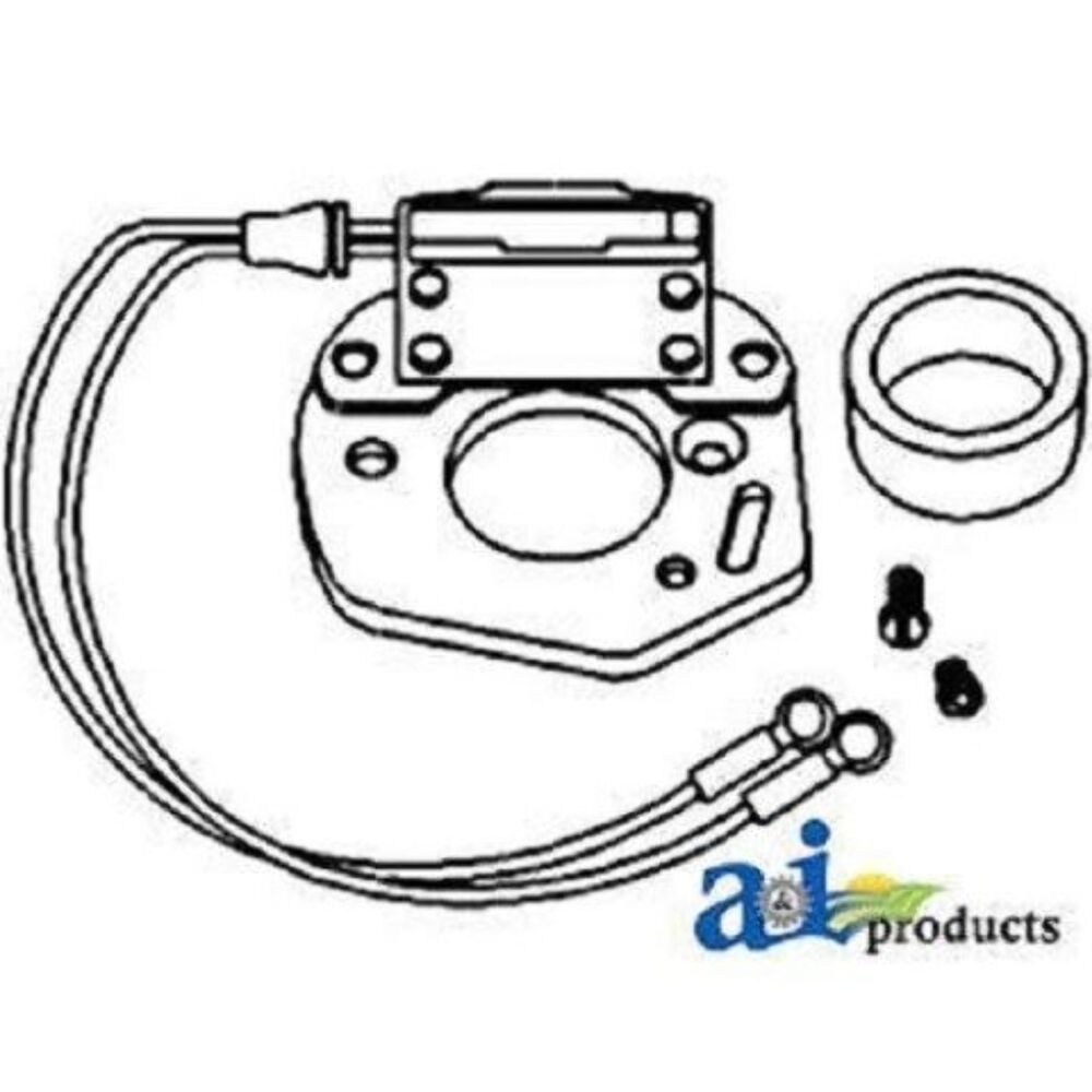 Wiring Diagram John Deere 2510 Tractor Ask Answer Harness 21a305 Ignition Module Fits 2520 Ebay Mower