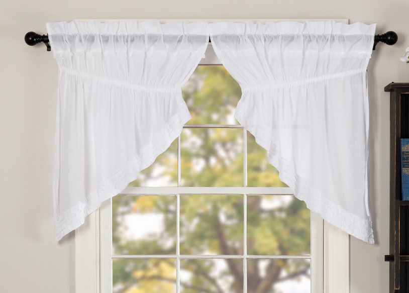 Kitchen Balloon Valance
