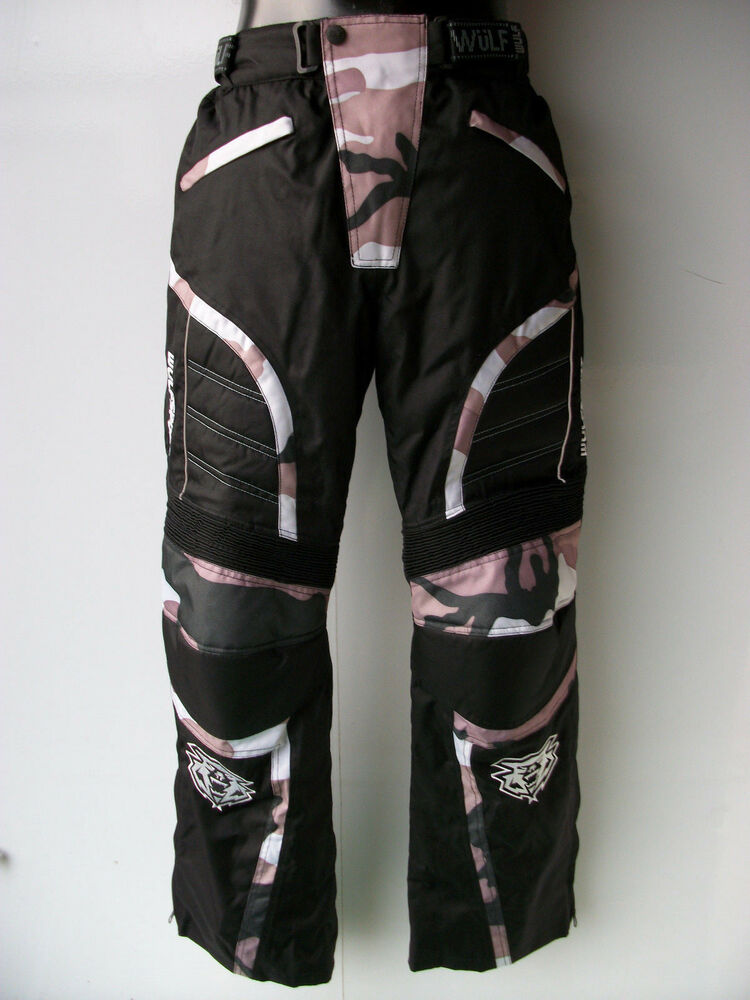 Bmw Motorcycle Jacket >> New Wulfsport Enduro Motorcycle Trousers (All Sizes) Jeans ...