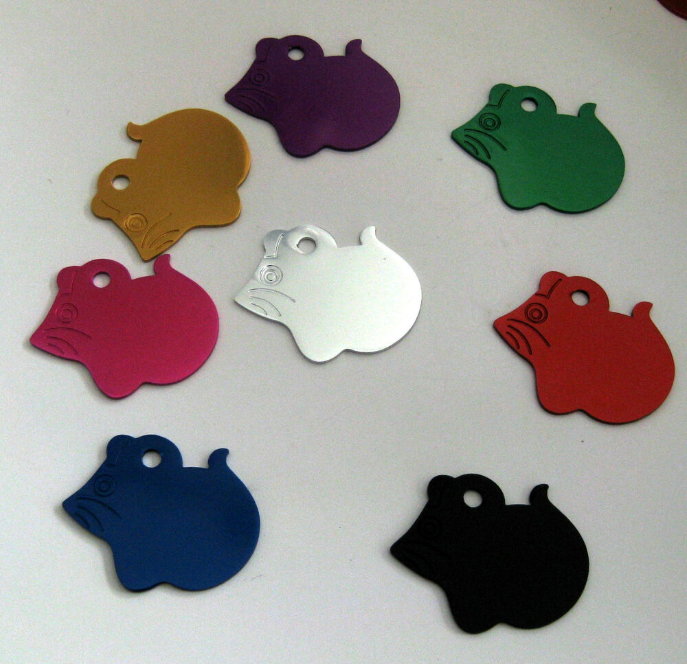 Engraved Cat Tags Uk