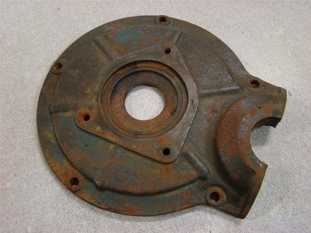 Ford Timing Chain Cover : Ford flathead timing chain cover part no