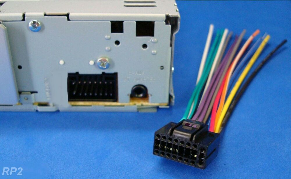 Phase Linear Radio Plug Stereo Wire Harness Uv7 Uv7i Uv8