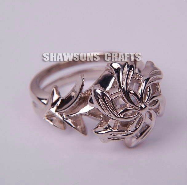 lord of the rings jewelry nenya galadriel ring platinum