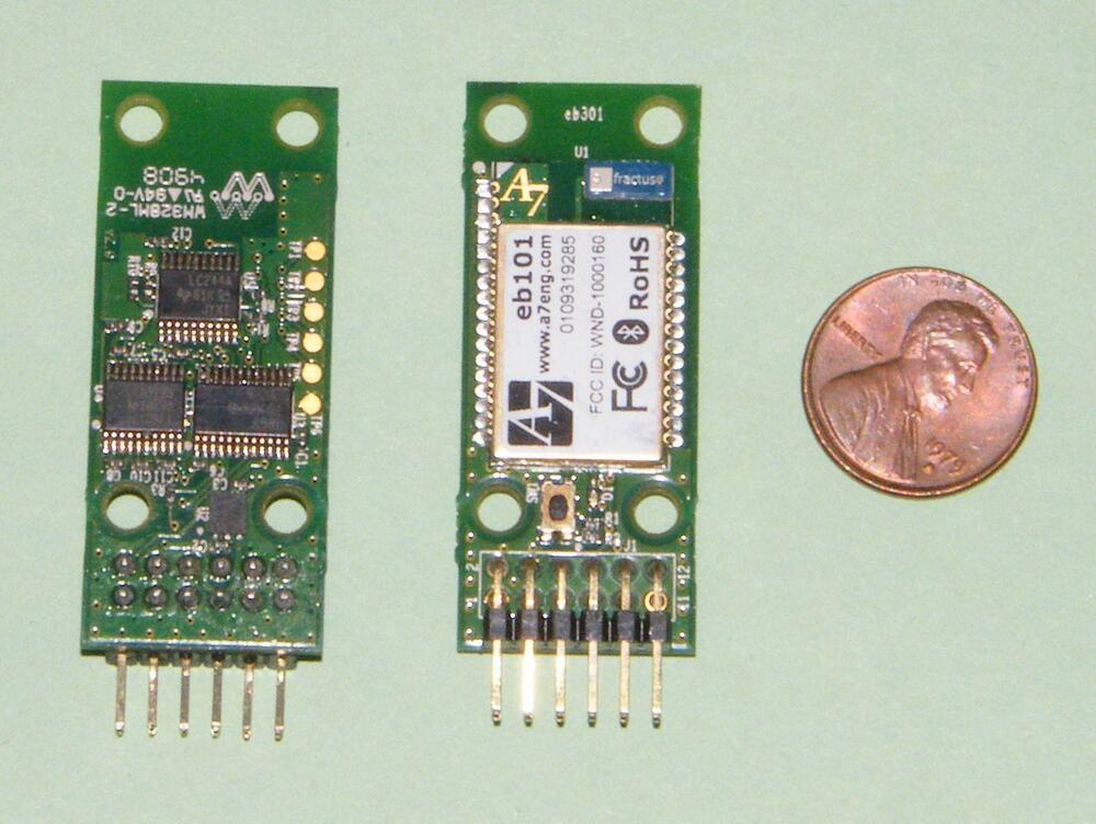 bluetooth module wireless transceiver rs 232 w onboard. Black Bedroom Furniture Sets. Home Design Ideas