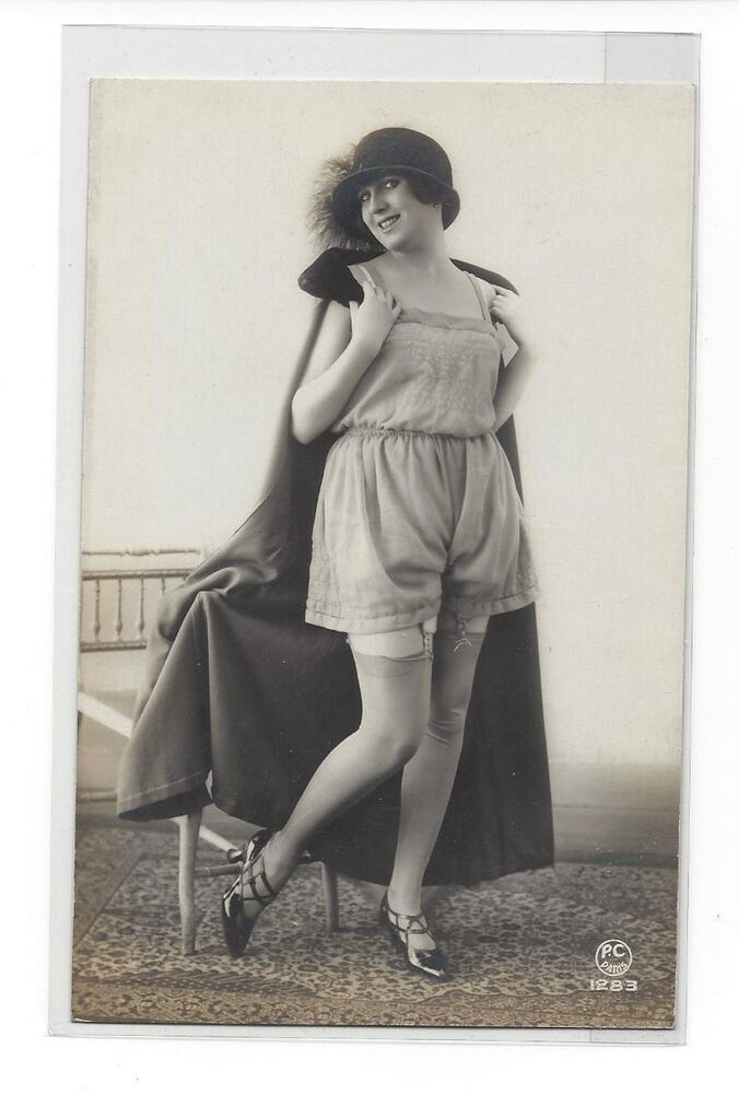 This is a picture of Crafty Vintage Risque Photos