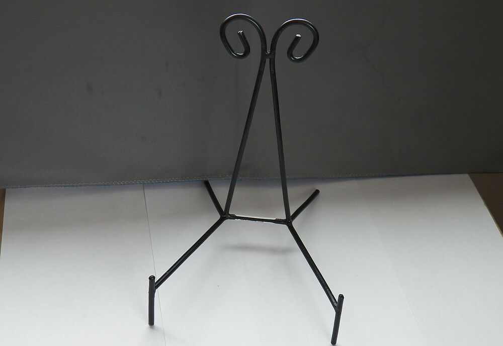 Small Exhibition Stand Sizes : Black metal stand size small decorative display slabs