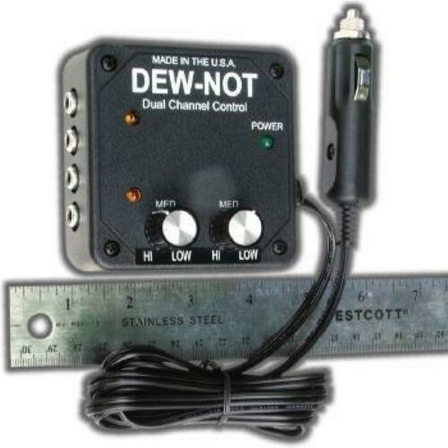 New Model Dew Not 2 Channel Controller For Dew Heaters