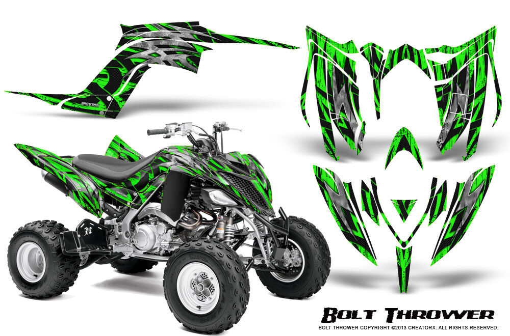 yamaha raptor 700 2013 2016 graphics kit creatorx decals stickers btg ebay. Black Bedroom Furniture Sets. Home Design Ideas