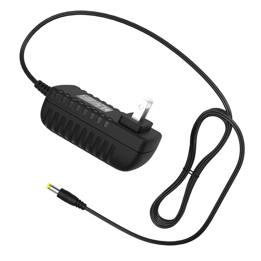 True Z5 Elliptical Power Cord: HQRP AC Power Adapter For Pro-Form 14730 248512, 395E