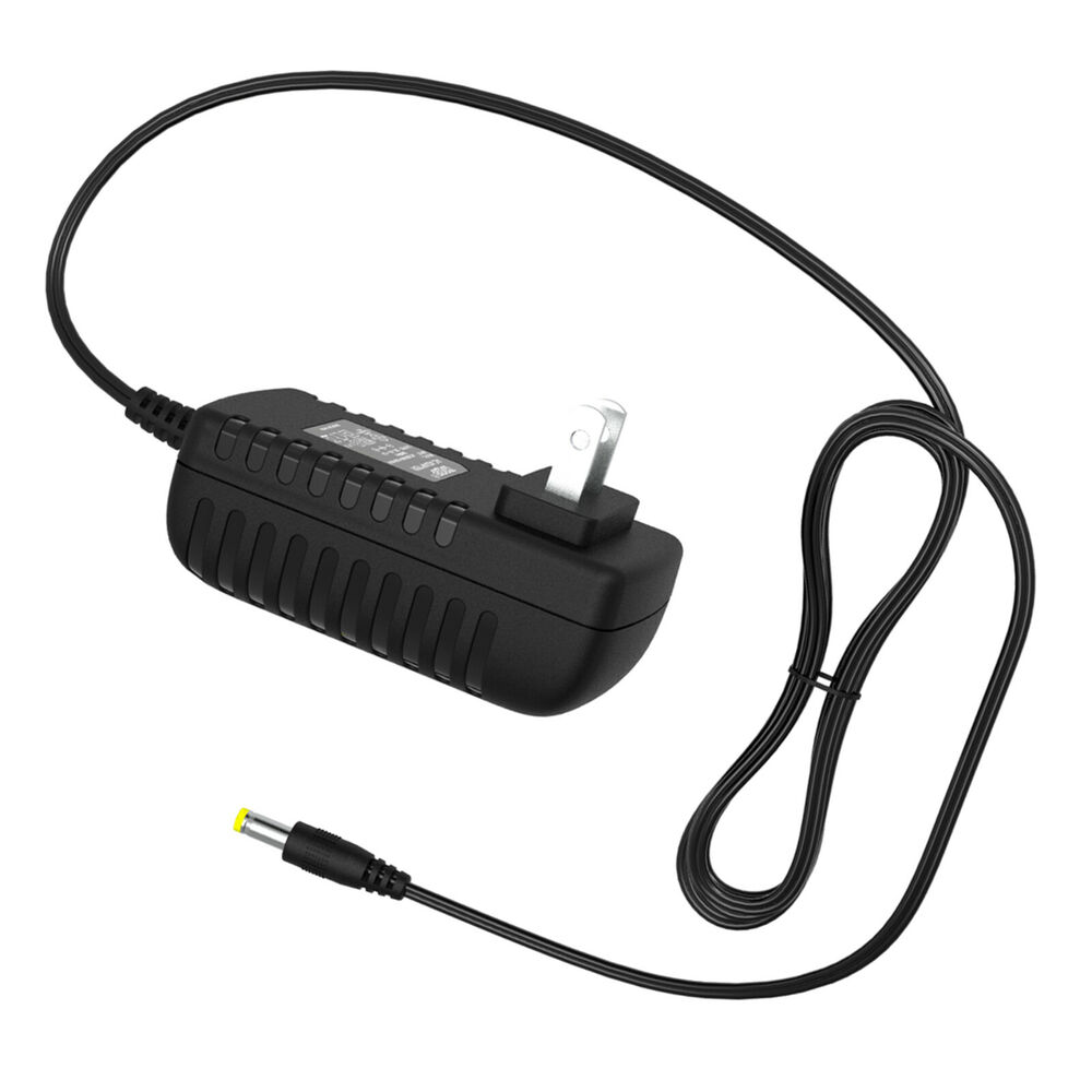 HQRP AC Power Adapter For Gold's Gym Stride Trainer 410