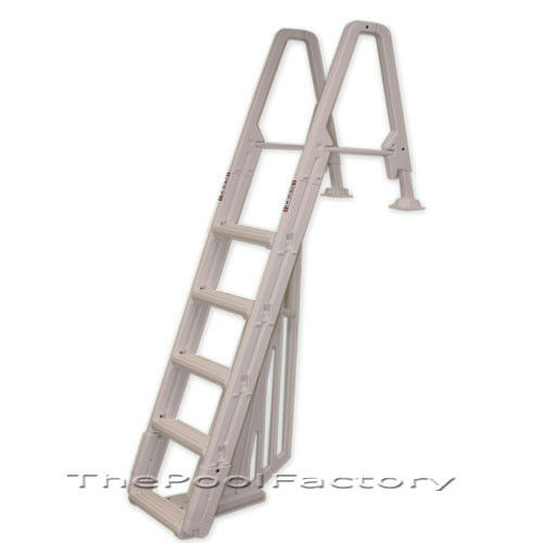deck ladder for above ground swimming pools 6100x ebay