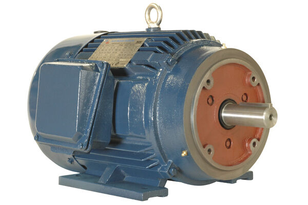 20 Hp Electric Motor 256tc 3 Phase 1800 Rpm Premium