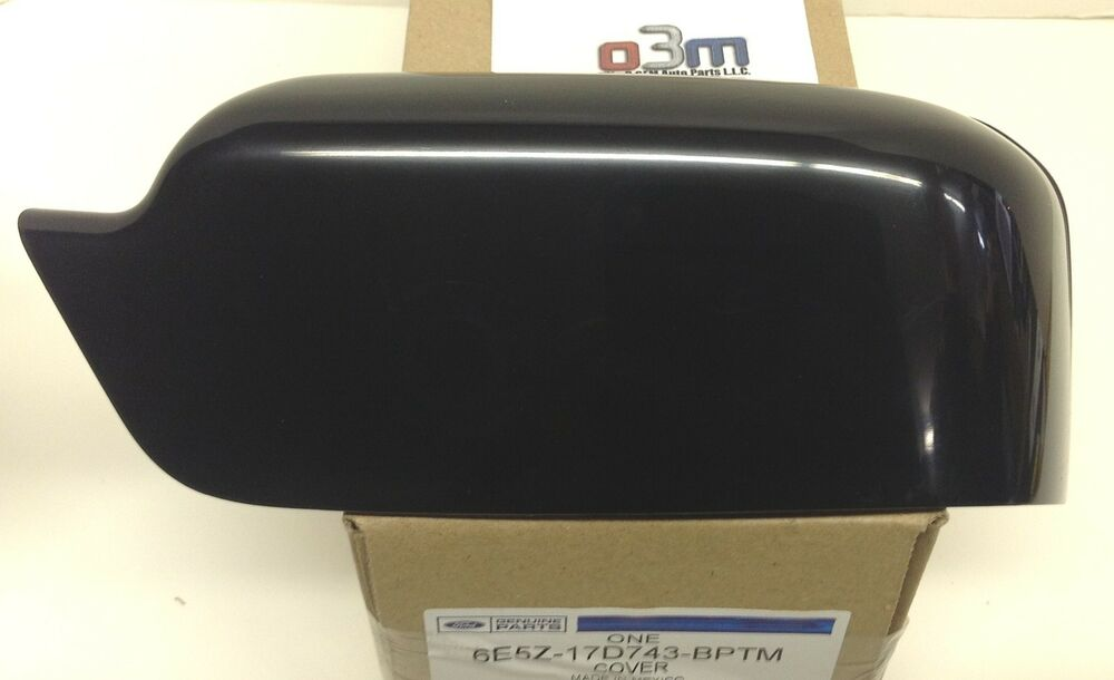 Ford Fusion S >> 2006-2010 Ford Fusion LH Paint To Match MIRROR Skull CAP ...