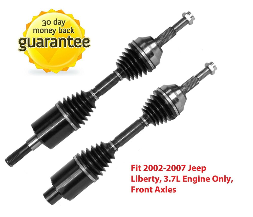2002 Jeep Liberty Front Drive Shaft