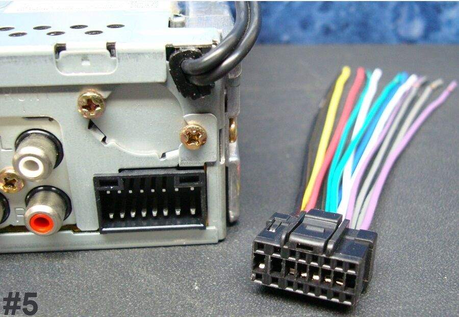 s l1000 panasonic wiring harness ebay panasonic cq-dp103u wiring diagram at nearapp.co