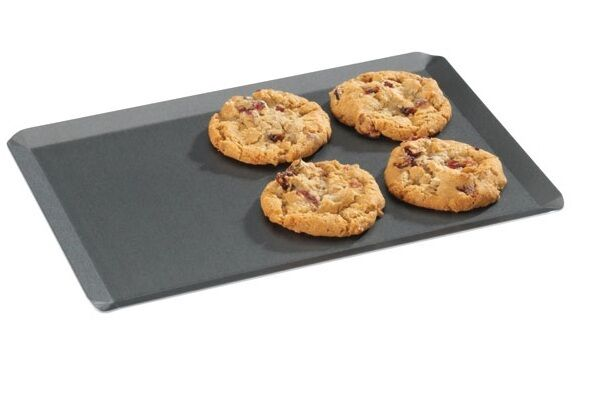 ... Oven Non Stick Cookie Sheet, Perfect Baking Cookies Pan, Toaster Ovens