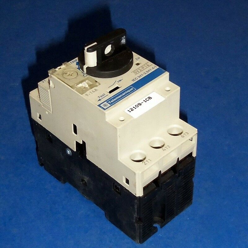 Telemecanique 9 14a Motor Starter Switch Gv2 P16 Ebay