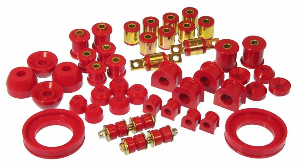 Prothane Complete Total Kit W Rear Upper C Arm Bushings