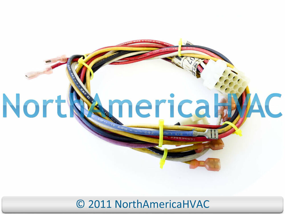 20 pin wire harness wire oem goodman amana janitrol furnace wiring harness assembly ...
