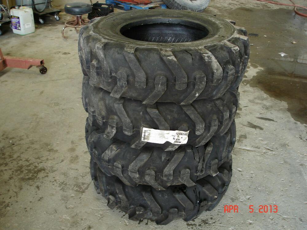Backhoe Tire Brands : Primex slgii  equipment tires brand new ebay