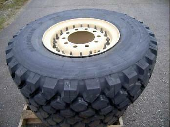 Monster Trucks For Sale >> Michelin XZL - 395/85R20 w/ run flat | eBay