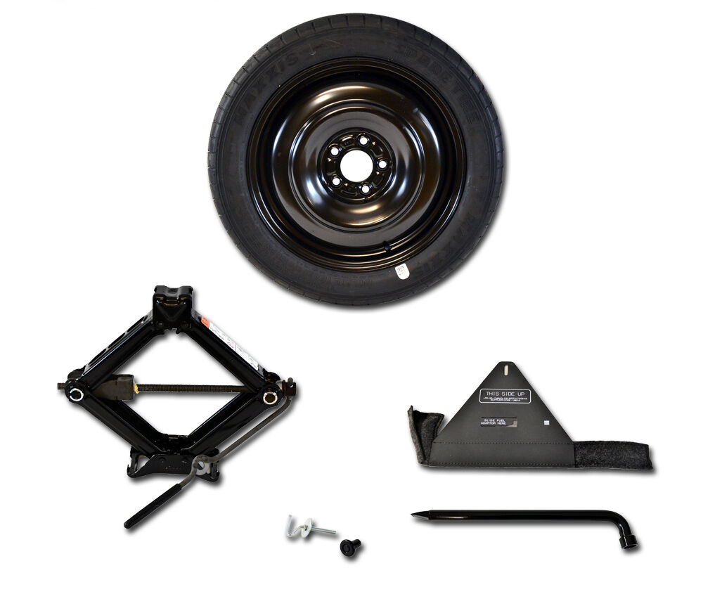 Oem New 2009 2014 Ford Mustang V6 Mini Spare Wheel Tire