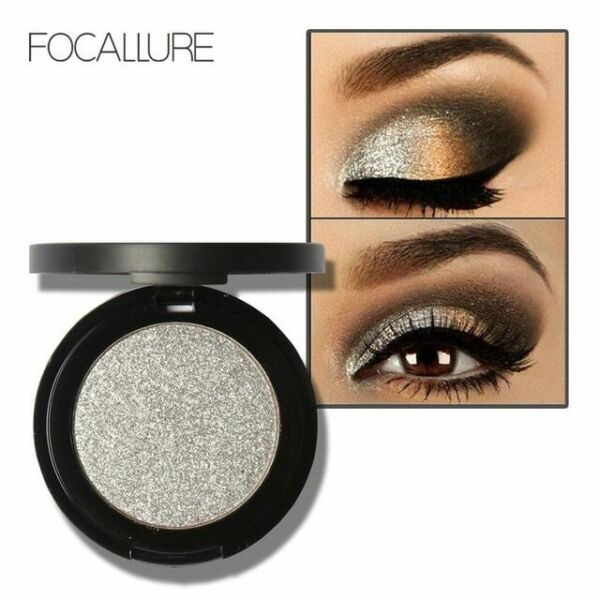 FARD A PAUPIERE COLOR MIX E27 LIBERTY GLITTER SHIMMER EYESHADOW FOCALLURE