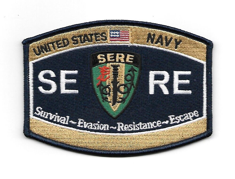 Navy special operations patches scrolls
