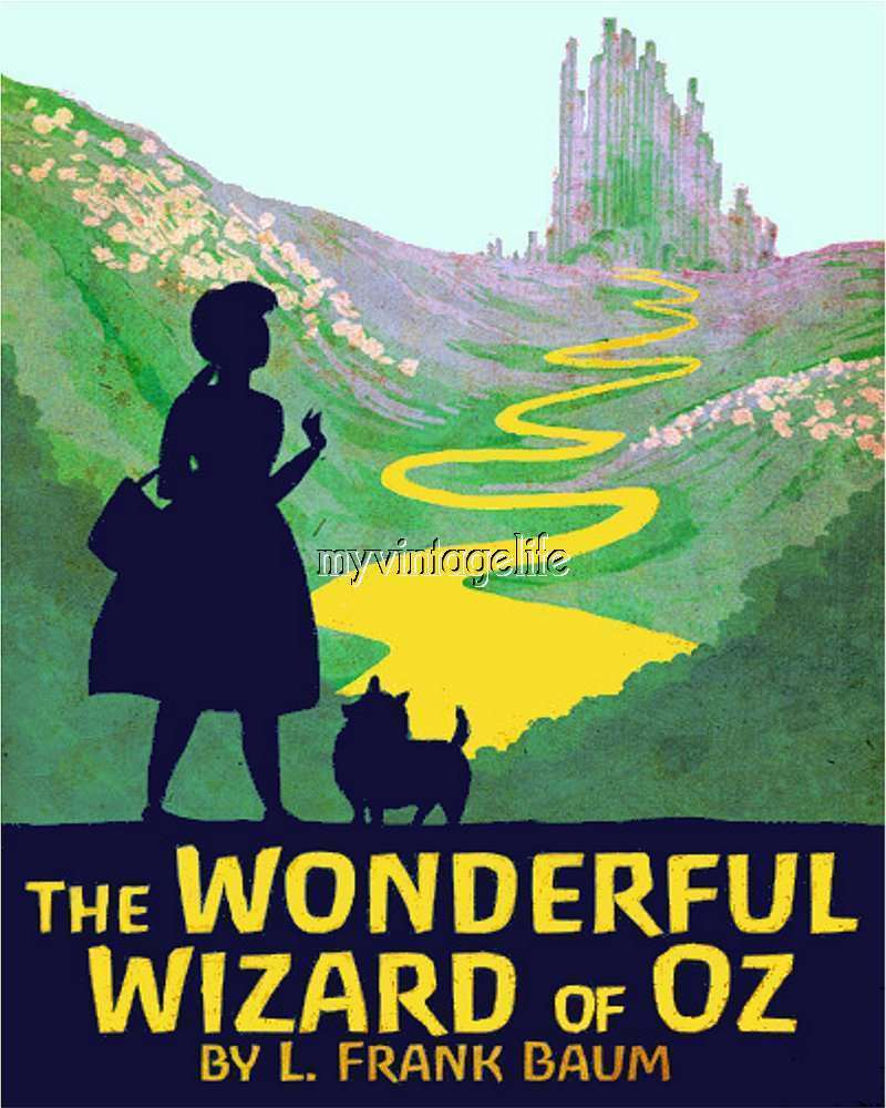 historians wizard of oz review essay Another aspect of the wizard of oz that immediately arrests the attention is the film's use of black-and-white (actually brown-and-white) and the vivid hues of technicolor all of the scenes that transpire in our mundane world are presented in the most drab manner possible, but, when the setting shifts to oz, the grays and browns are replaced.