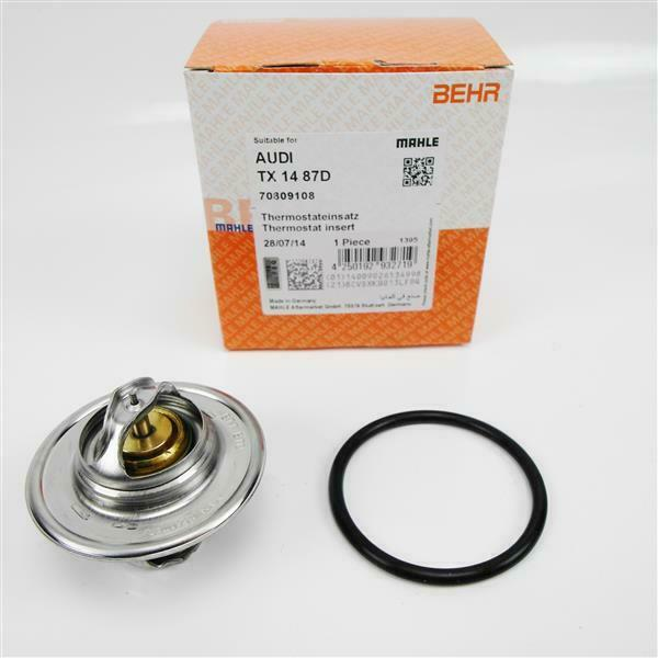 Thermostat Incl. Dichtung Audi VW 1,6 1,8T 20V S3 MAHLE